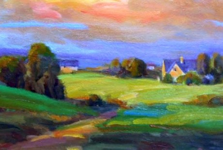 french landscape art