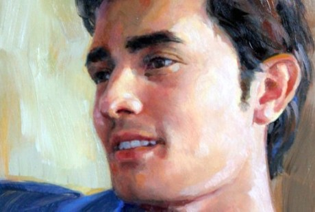 Portrait Painting in Hinsdale