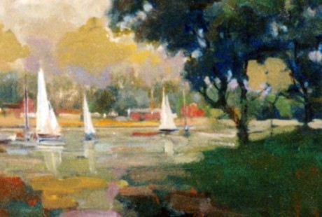 Sailboat Fine Art