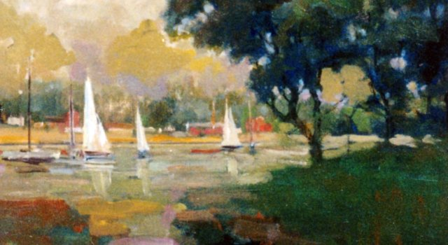 Sail Boat Paintings for Sale